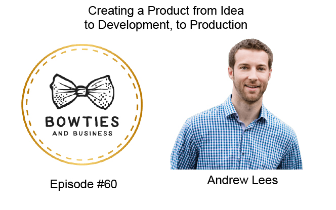 Creating a product from idea to development to production