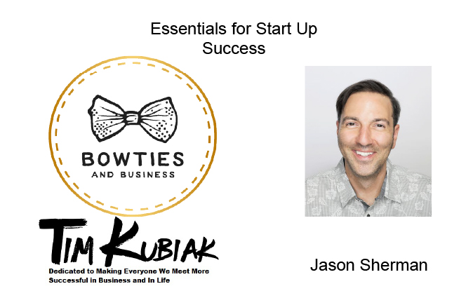 Essentials for Start Up Success