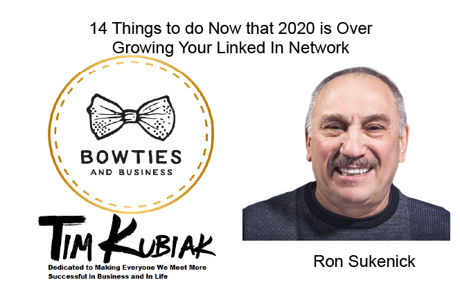 14 things to do on linked in to build your business network