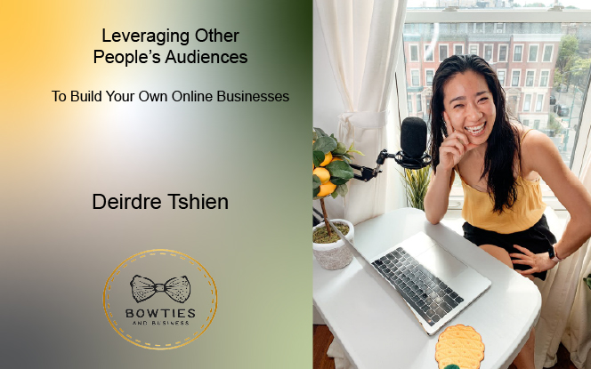 Leveraging Other People's Audiences to Build an Online Business